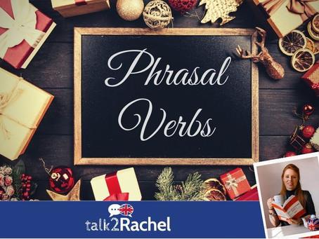 10 Phrasal Verbs de Natal!