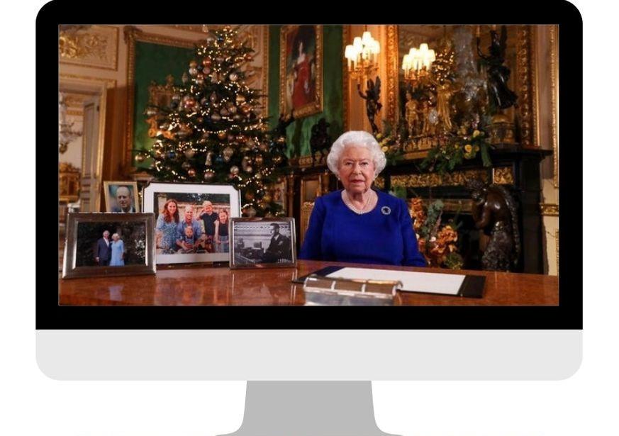Discurso da Rainha Elizabeth II