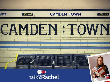 The history of Camden Town