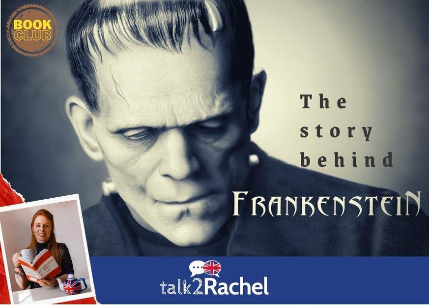 Foto do Monstro de Frankenstein
