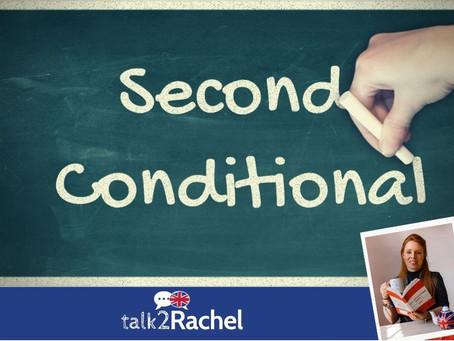 Como e quando usar a SECOND CONDITIONAL