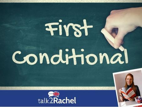 Como e quando usar a FIRST CONDITIONAL
