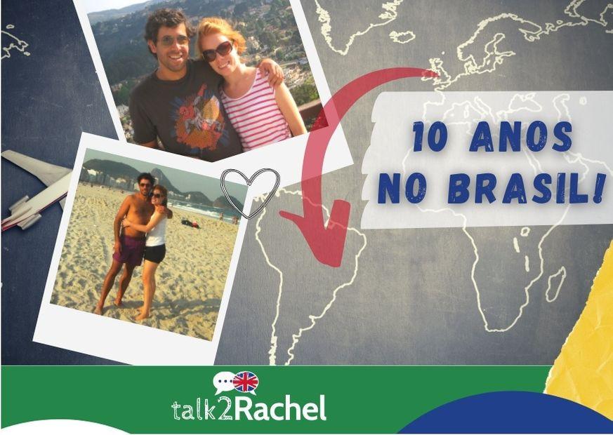 Mapa com duas fotos de um casal