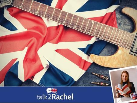 Bandas e cantores britânicos para praticar inglês com música!