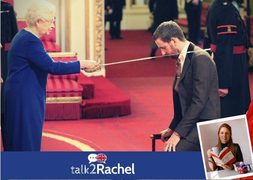 Rainha Elizabeth II nomeando