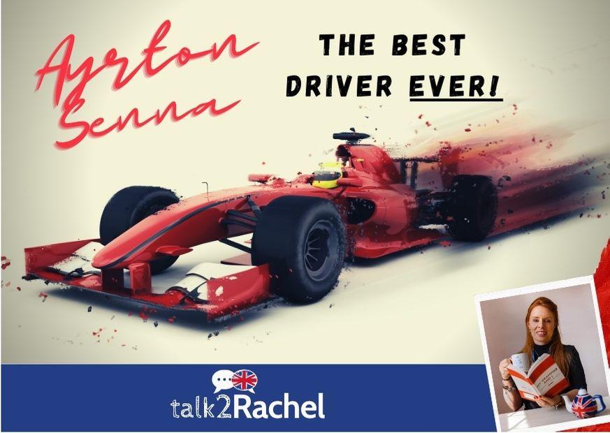 Aytron Senna, o melhor piloto de todos os tempos