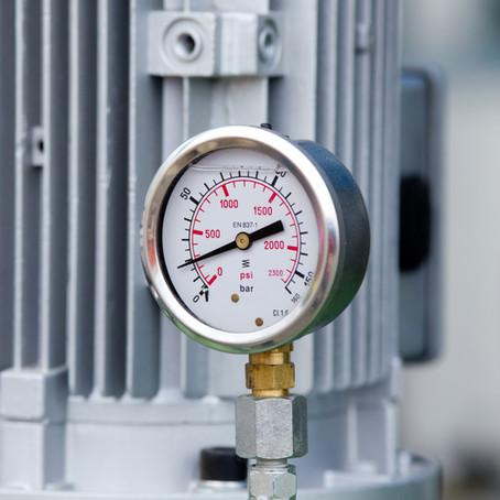Air compressor monitoring- PQube3