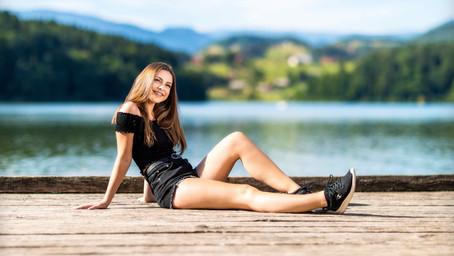 """Nina Lampret - """"PTICI BREZ KRIL"""""""