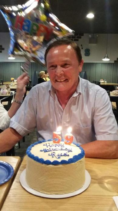 Happy Birthday, Reed!