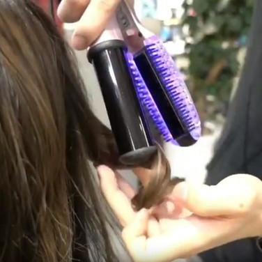 (長髮)專業髮型師教你用VICE VERSA 捲髮器