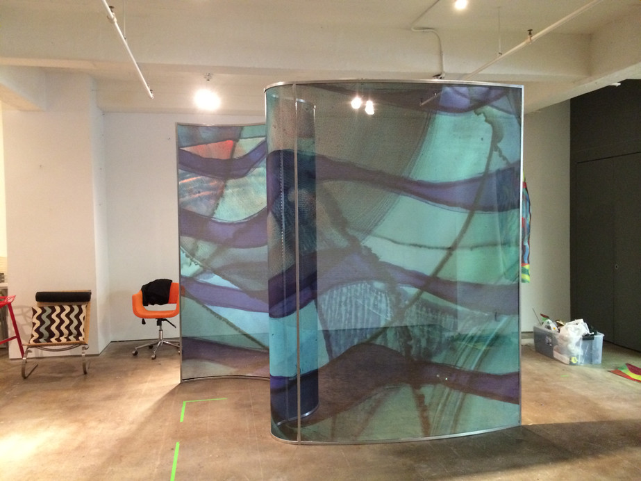 large scale art fabrication