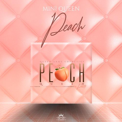 Mini Queen Peach Palette