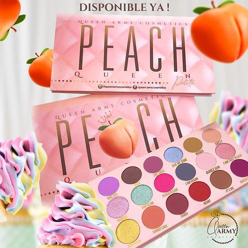 Peach Queen Palette