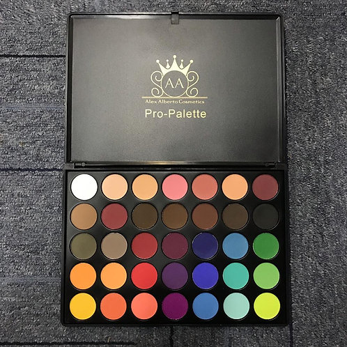The Alex Alberto Pro-Palette