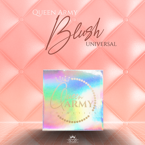 Queen Army Blush