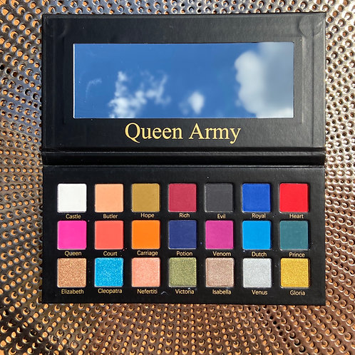 Queen Army Palette