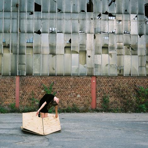 Cie Off Road - OriVolution - photo by Adrien Lecouturier