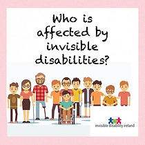 FAQ about #invisibledisabilities  Have y