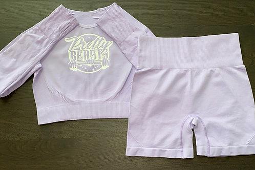PB Royalty Shorts Set (PreOrder)