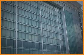 exterior glass กระจกภายนอกอาคาร