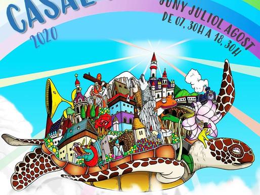 Ja està aquí el CASAL D'ESTIU EL KAU 2020!!