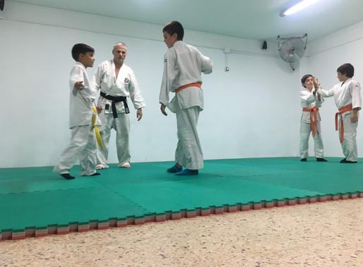 Judo Octubre 2019
