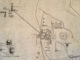 1924 Map - Hospital for Insane - cropped