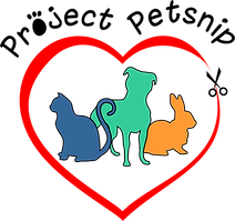 Project PetSnip logo