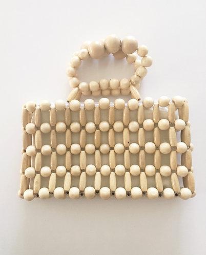 Mini Beaded Handbag
