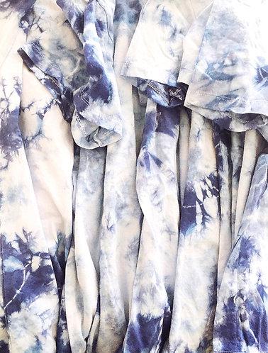 Indigo Tie Dye T-Shirt