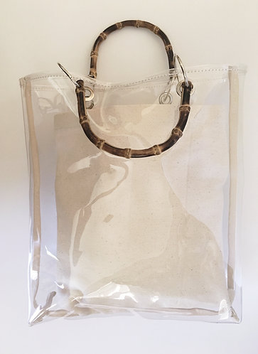 Large Clear Handbag