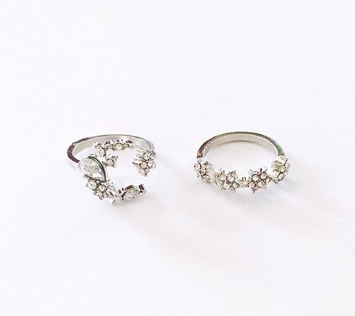 Celestial set of Rings