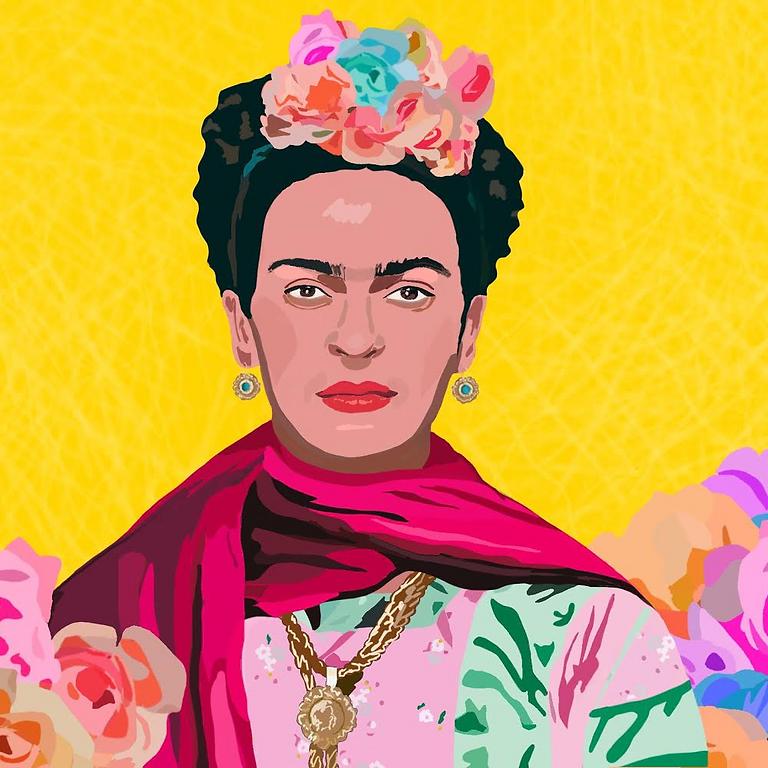הצבעים הנסתרים של פרידה קאלו | נס ציונה