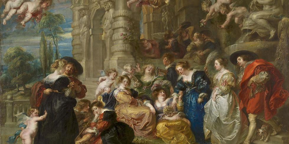 הרצאת זום 8.03.2021  מידות טובות: על אידיאל היופי הנשי, מרובנס ועד גוטייה