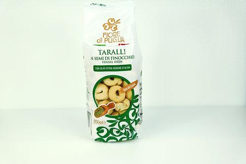 Taralli mit Fenchelsamen 250g