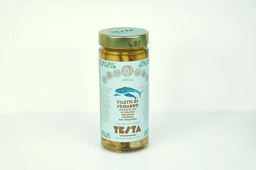 Makrele in Sonnenblumenöl 290g
