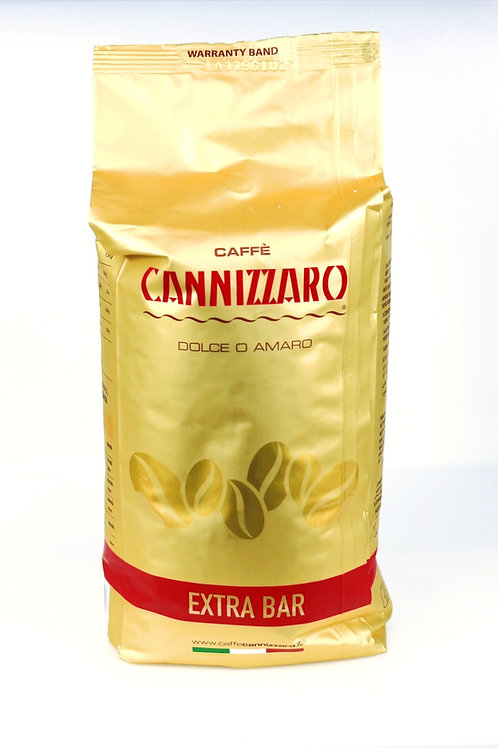 Café Cannizzaro Extra Bar 1kg