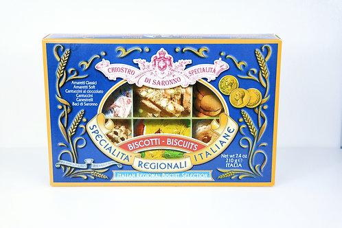 Biscotti - Gemischtes Süßgebäck 210g