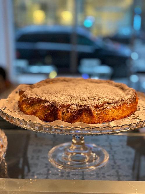 Torta Caprese (a, c, g, h)