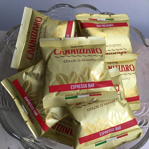 Kaffee Cannizzaro Tabs/Stück