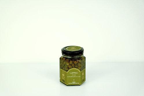 Kapern in Olivenöl Extravergine 100g
