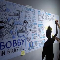 Bobby in Brazil