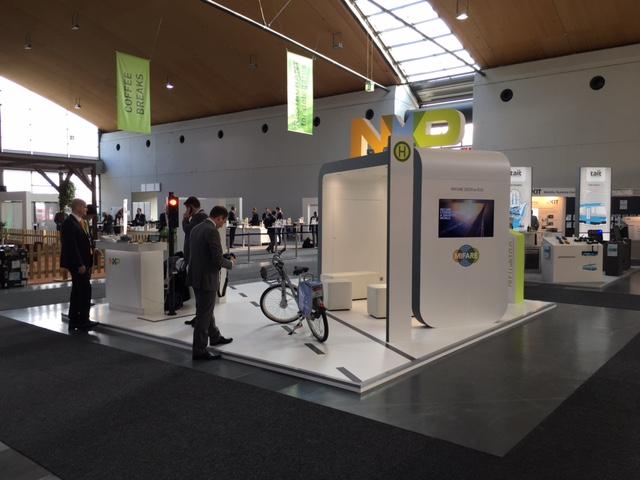 NXP, IT Trans 16, Karlsruhe, DE