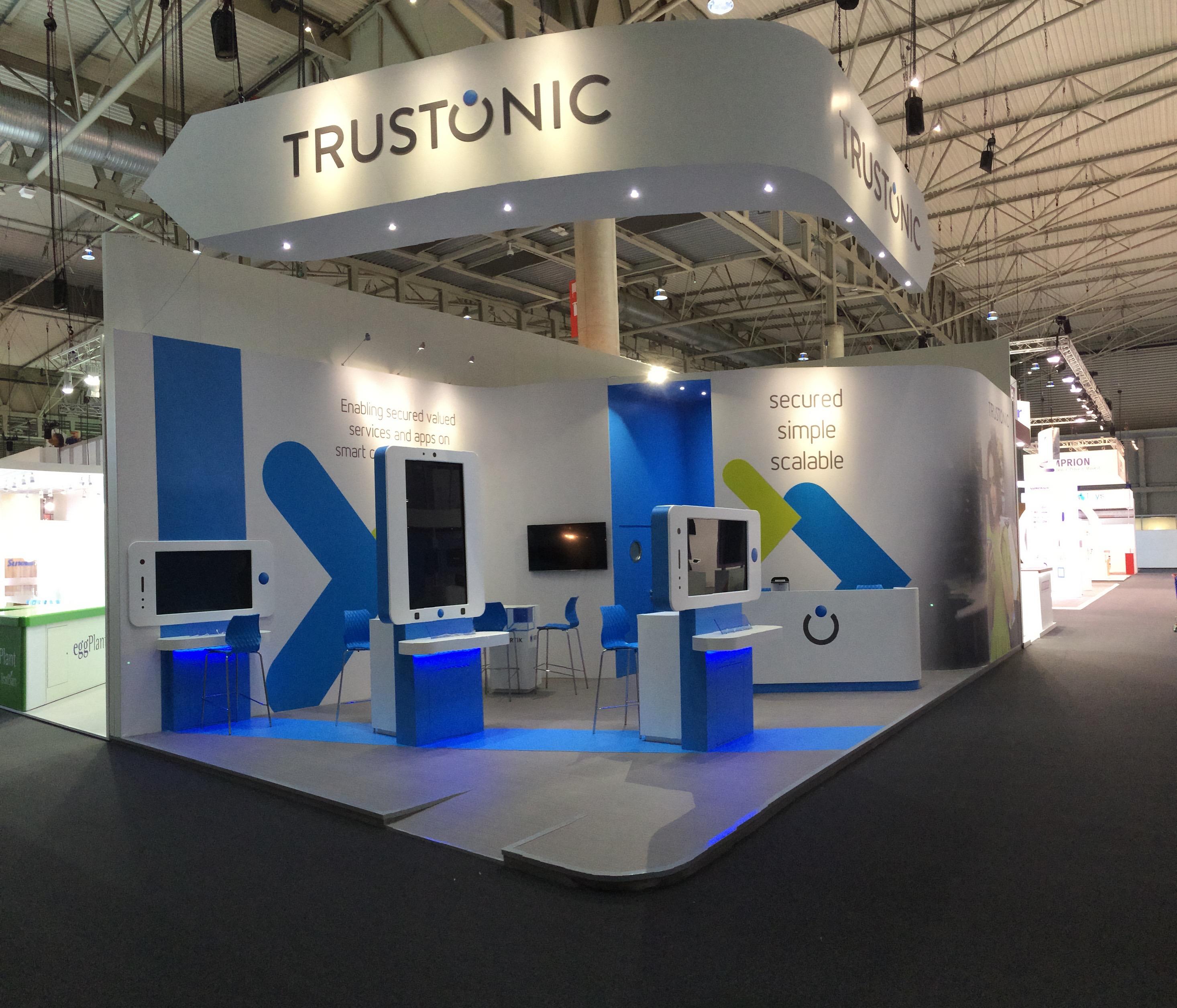 Trustonic, MWC 16, Barcelona, ES
