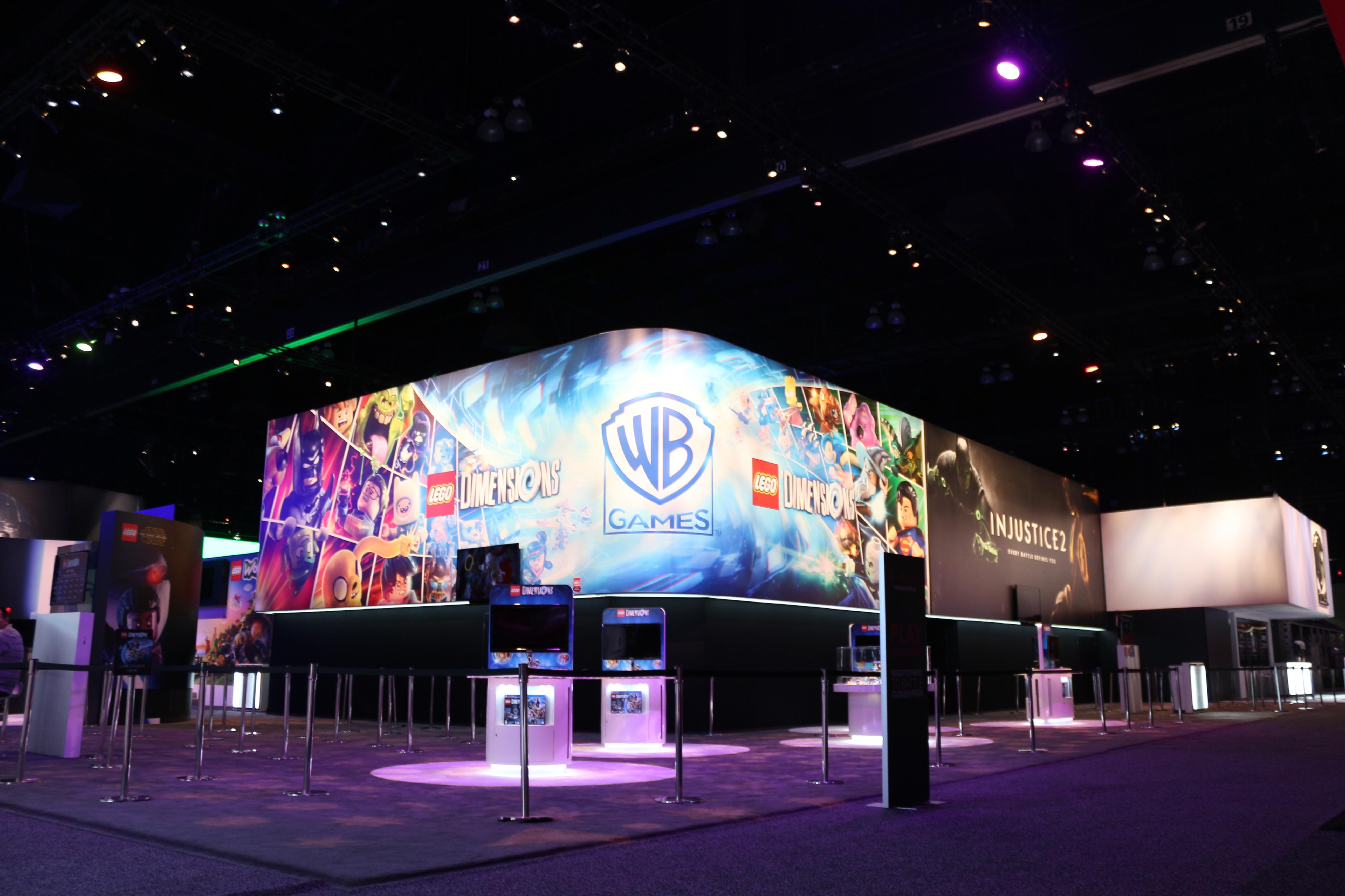 WB Games, E3 16, Los Angeles, USA