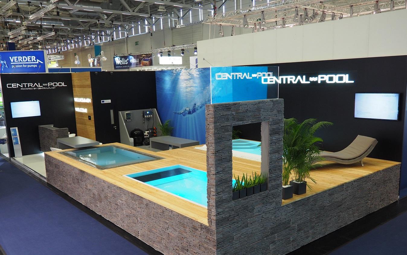 CentalPool, Aquanale, Cologne, DE
