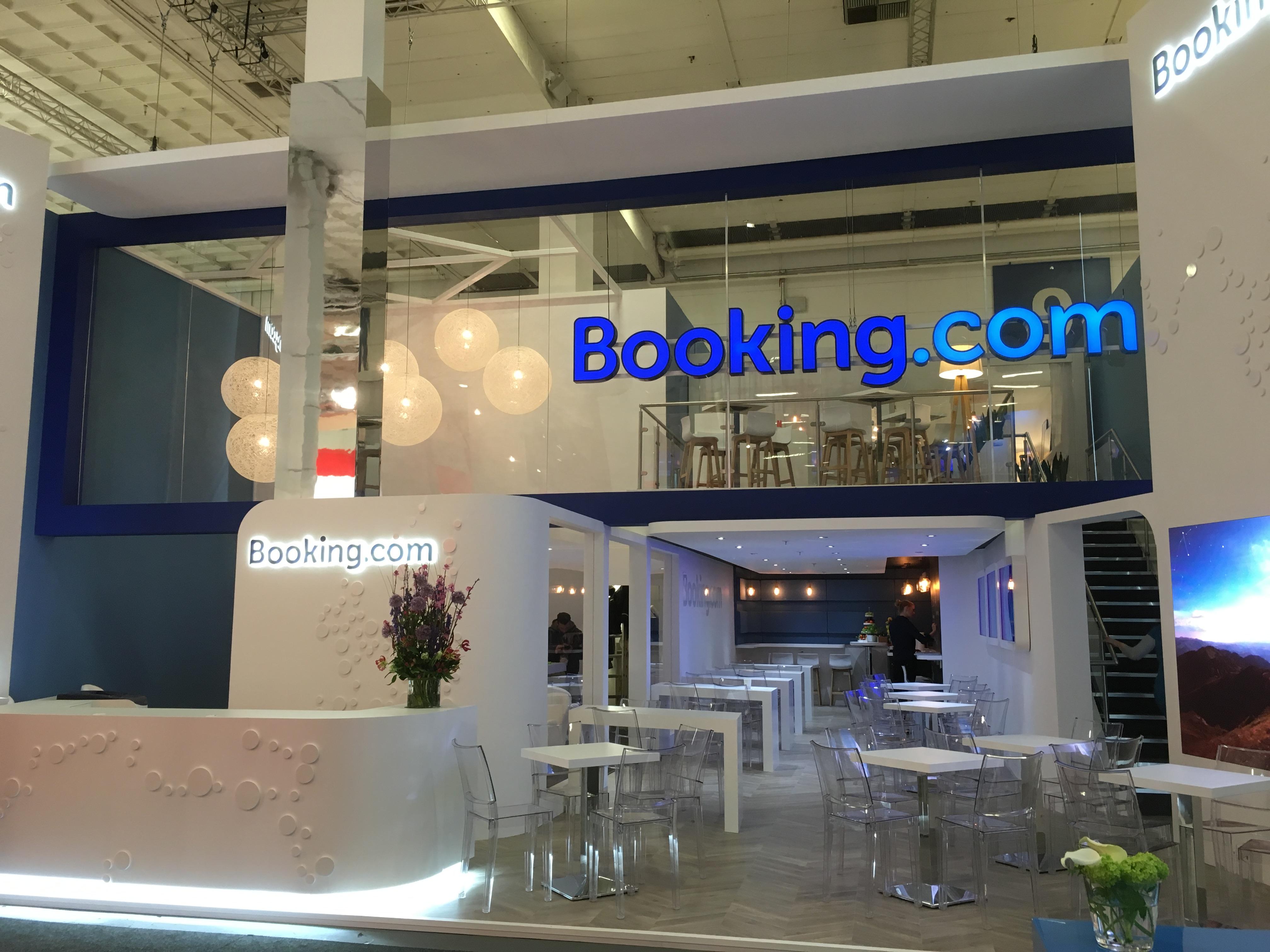 Booking.com, ITB 16, Berlin, DE
