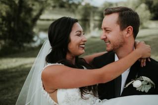 Amanda + Brian | Wedding