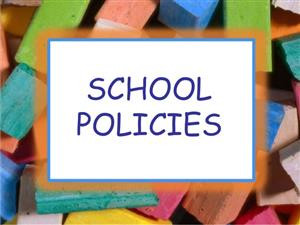 Online Instruction School Policies