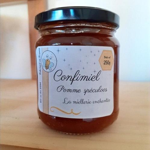Confimiel Pomme spéculoos (préparation à base de fruits))